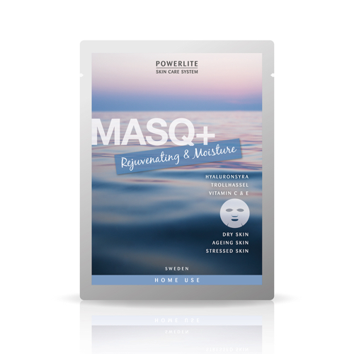 Produktbild MASQ+rejuvenating & moisture